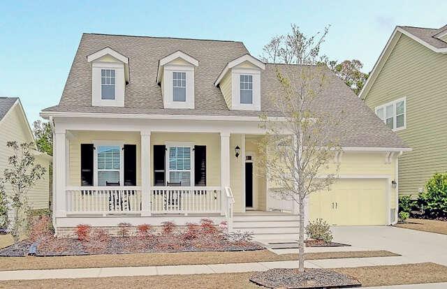 Single Family for Sale at 3688 Maidstone Drive Mount Pleasant, South Carolina 29466 United States