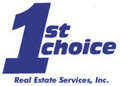 1st Choice Real Estate Service, Tallahassee FL