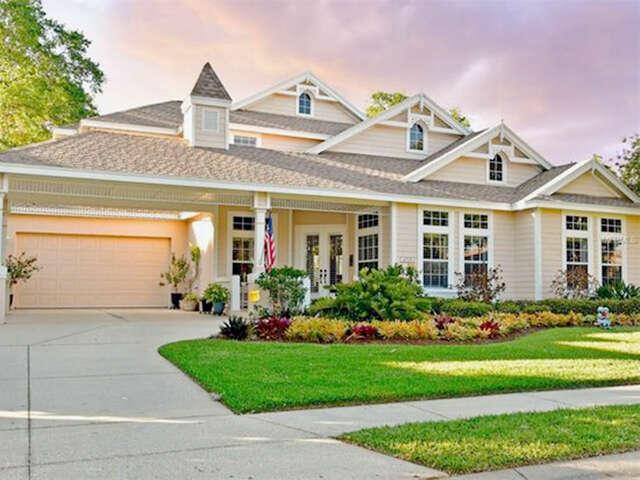Single Family for Sale at 4519 Blue Marlin Drive Bradenton, Florida 34208 United States