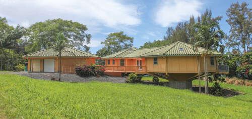 Single Family for Sale at 31-590 Hawaii Belt Road Ninole, Hawaii 96773 United States