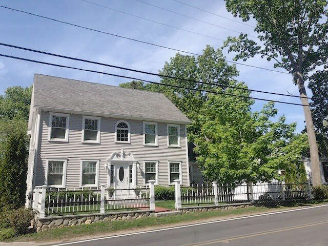Single Family for Sale at 65 Portsmouth Avenue New Castle, New Hampshire 03854 United States