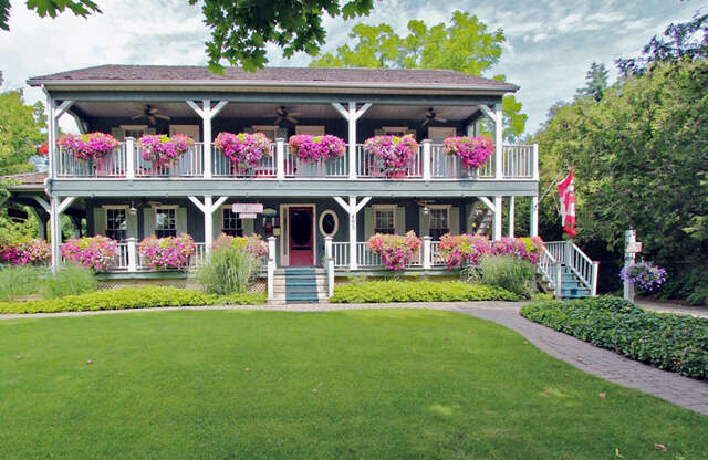 Home Listing at 493 Regent Street, NIAGARA ON THE LAKE, ON