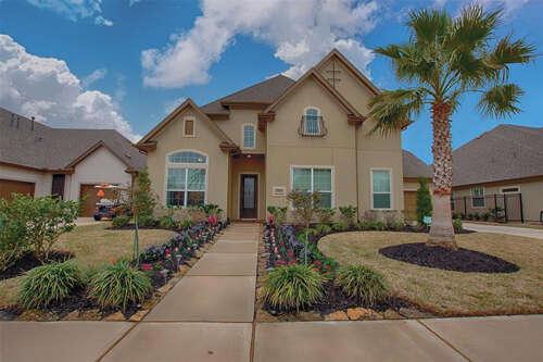 Single Family for Sale at 534 Amalfi Drive Kemah, Texas 77565 United States