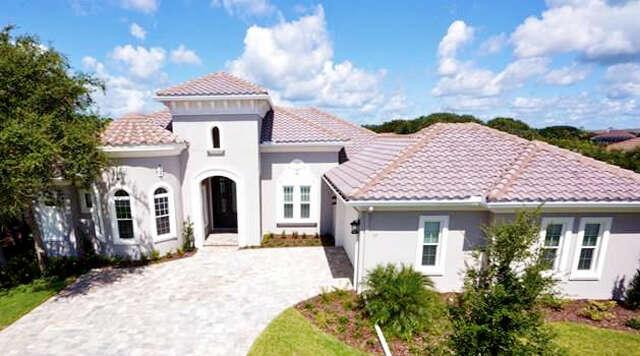 Single Family for Sale at 55 Ocean Oaks Ln Palm Coast, Florida 32137 United States
