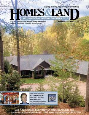 Homes & Land of Haywood & Jackson Counties, NC