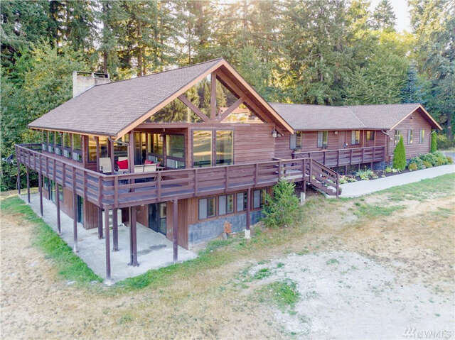 Single Family for Sale at 9721 Yelm Hwy SE Olympia, Washington 98512 United States