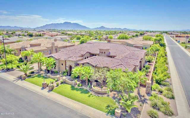 Single Family for Sale at 4301 East Taurus Place Chandler, Arizona 85286 United States