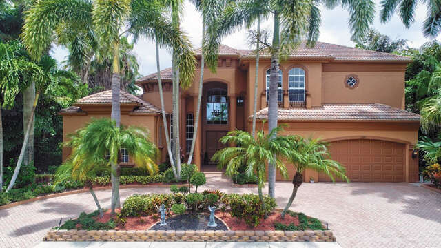 Single Family for Sale at 6686 Grande Orchid Way Delray Beach, Florida 33446 United States