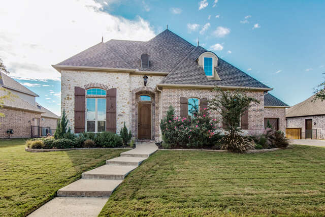 Single Family for Sale at 4280 Whitley Place Prosper, Texas 75078 United States