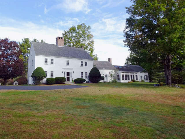 Single Family for Sale at 39 Sanborn Road Brookfield, New Hampshire 03872 United States