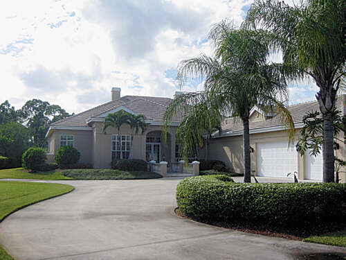 Single Family for Sale at 7904 Saddlebrook Drive Port St. Lucie, Florida 34986 United States