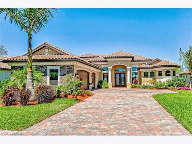 Single Family for Sale at 9864 Corso Bello Dr Naples, Florida 34113 United States