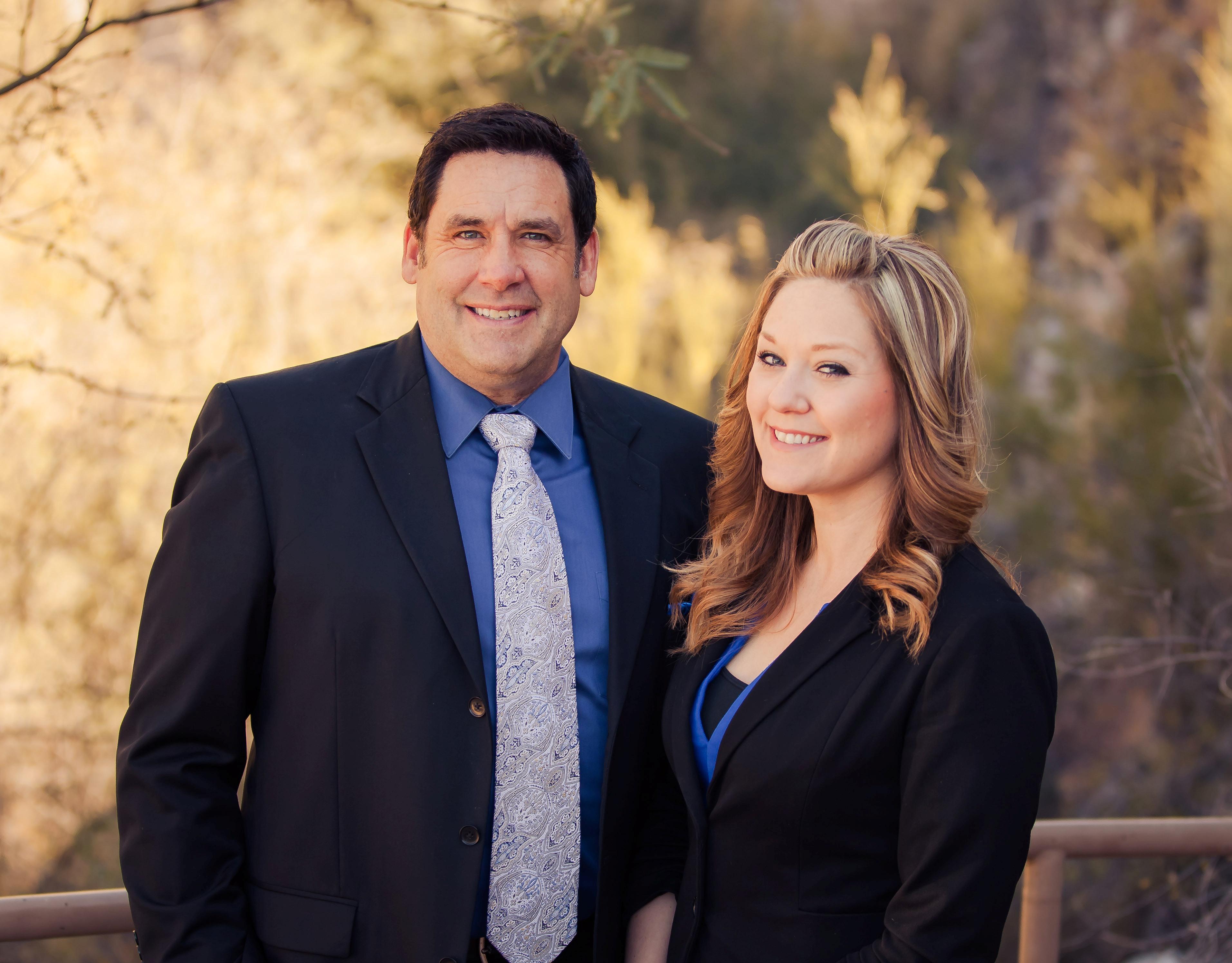 Don Eugene and Ashley Kimberlin