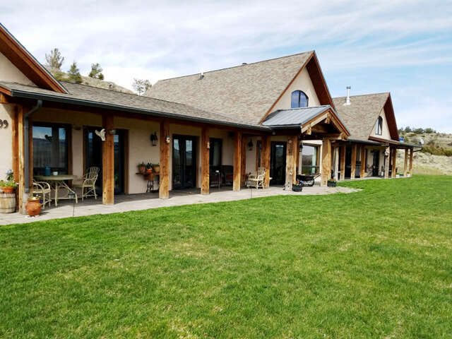 Single Family for Sale at 299 Convict Grade Road Livingston, Montana 59047 United States