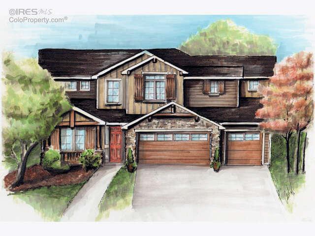 Single Family for Sale at 630 Vermilion Peak Dr Windsor, Colorado 80550 United States