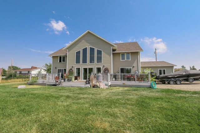Single Family for Sale at 7632 W Spencer Road Casper, Wyoming 82604 United States