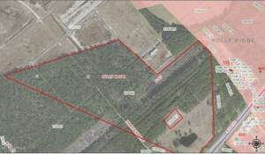 Land for Sale, ListingId:48657735, location: Tbd Us Hwy 17 S Holly Ridge 28445