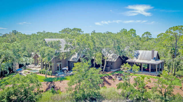 Single Family for Sale at 23 Cormorant Island Lane Kiawah Island, South Carolina 29455 United States