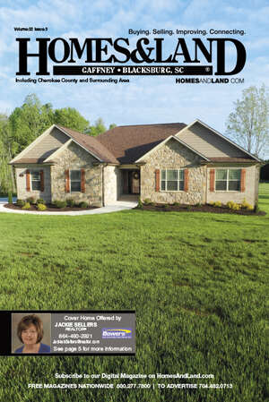 HOMES DIGEST Magazine Cover.