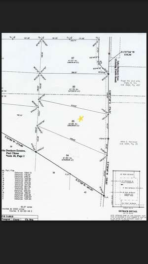 Land for Sale, ListingId:47662911, location: FOREST LAKE DR Byram 39272
