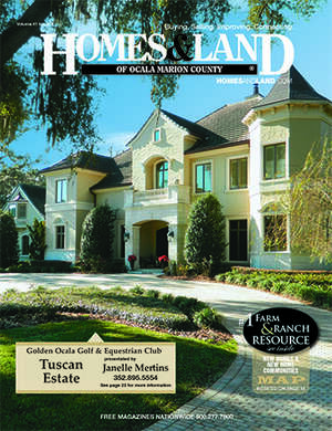 HOMES & LAND Magazine Cover. Vol. 41, Issue 03, Page 23.