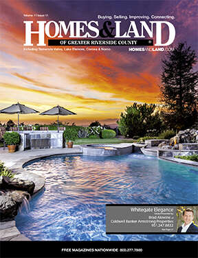HOMES & LAND Magazine Cover. Vol. 11, Issue 11, Page 21.