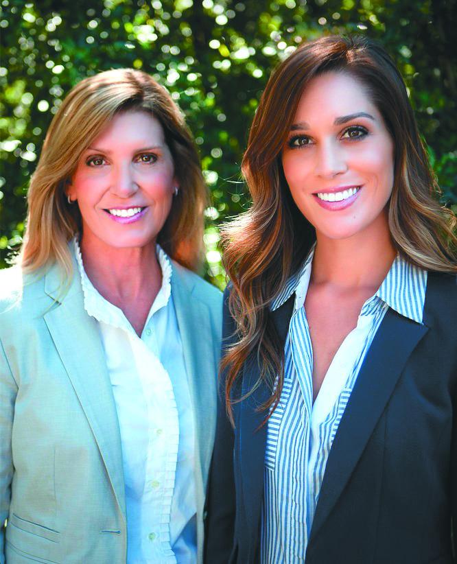 Tracy & Stephanie Ronca