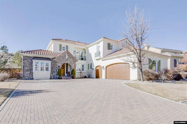 Single Family for Sale at 8250 Willow Ranch Trail Reno, Nevada 89523 United States