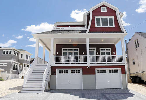 Single Family for Sale at 2 Virginia Avenue Lavallette, New Jersey 08735 United States