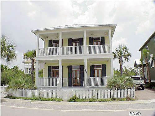 Single Family for Sale at 420 Lakefront Drive Panama City Beach, Florida 32413 United States