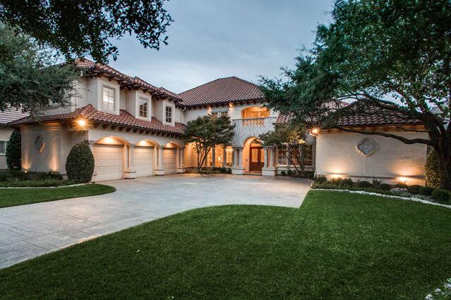 Single Family for Sale at 2 Savannah Ridge Drive Frisco, Texas 75034 United States