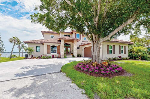Single Family for Sale at 7794 Holiday Drive N Sarasota, Florida 34231 United States