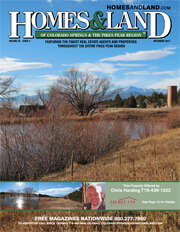 Homes & Land of Colorado Springs and the Pikes Peak Region