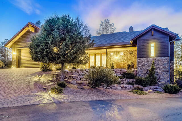 Single Family for Sale at 2700 E Rim Club Dr Payson, Arizona 85541 United States