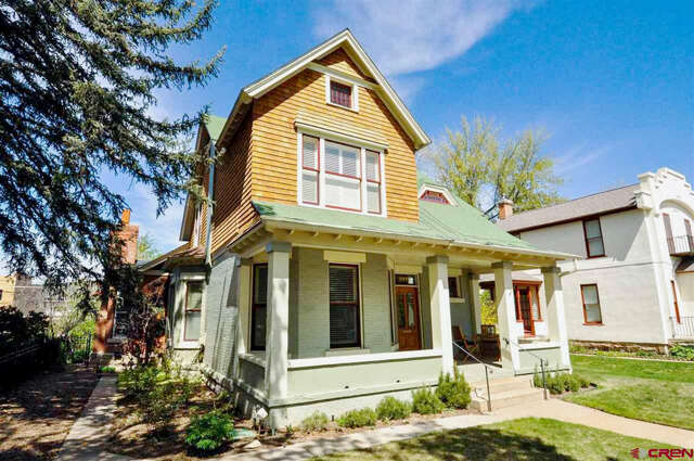Single Family for Sale at 945 E 3rd Avenue Durango, Colorado 81301 United States