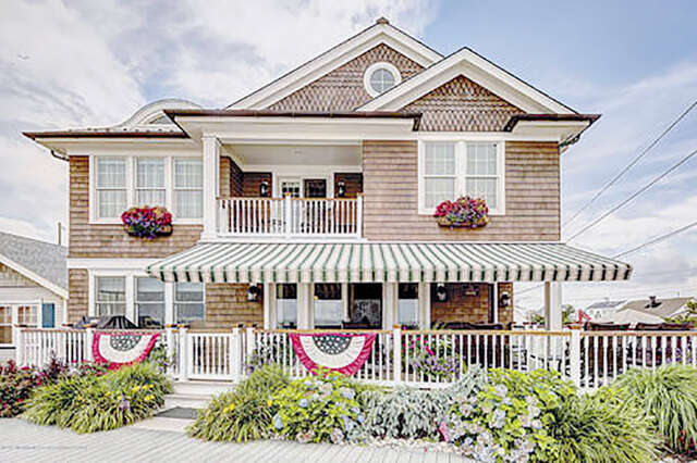 Single Family for Sale at 8 Water Street Point Pleasant Beach, New Jersey 08742 United States