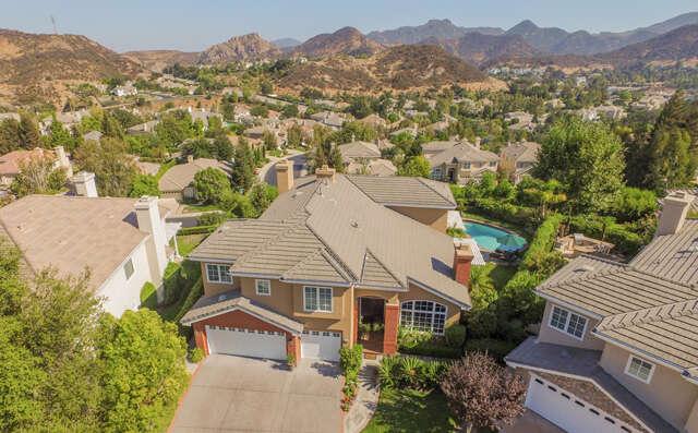 Single Family for Sale at 1674 Bushgrove Ct. Westlake Village, California 91361 United States