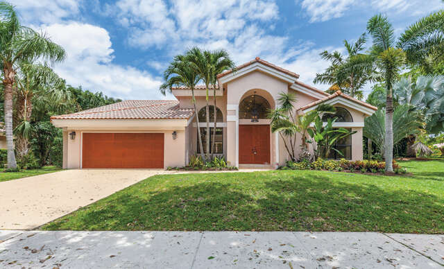 Single Family for Sale at 2653 NW 46th Street Boca Raton, Florida 33434 United States