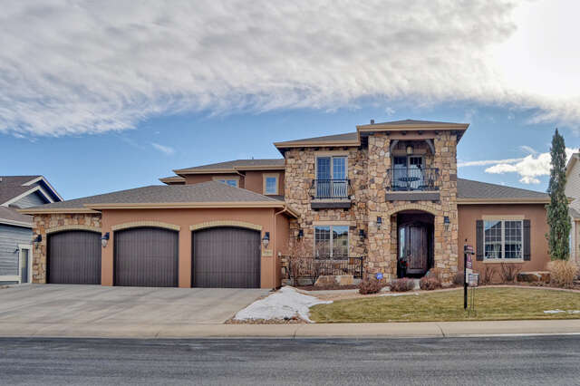 Single Family for Sale at 7065 Royal Country Down Dr Windsor, Colorado 80550 United States