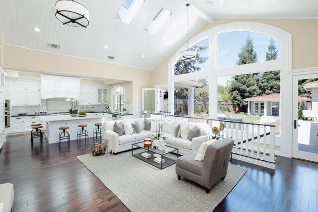 Single Family for Sale at 663 Jay St Los Altos, California 94022 United States