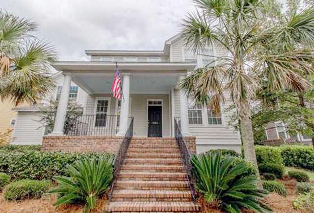 Single Family for Sale at 2386 Daniel Island Drive Daniel Island, South Carolina 29492 United States