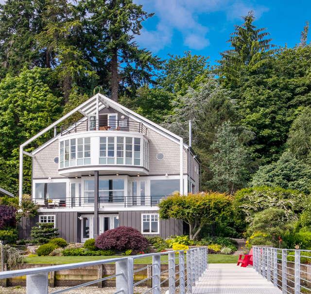 Single Family for Sale at 6148 NE Eagle Harbor Dr Bainbridge Island, Washington 98110 United States