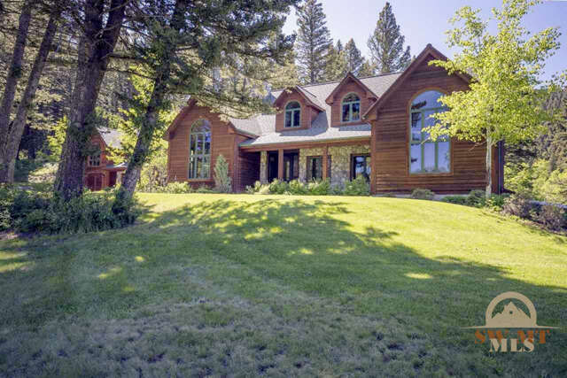 Single Family for Sale at 849 Kelly Creek Road Bozeman, Montana 59715 United States