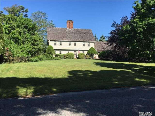 Single Family for Sale at 13 Bridle Path Remsenburg, New York 11960 United States
