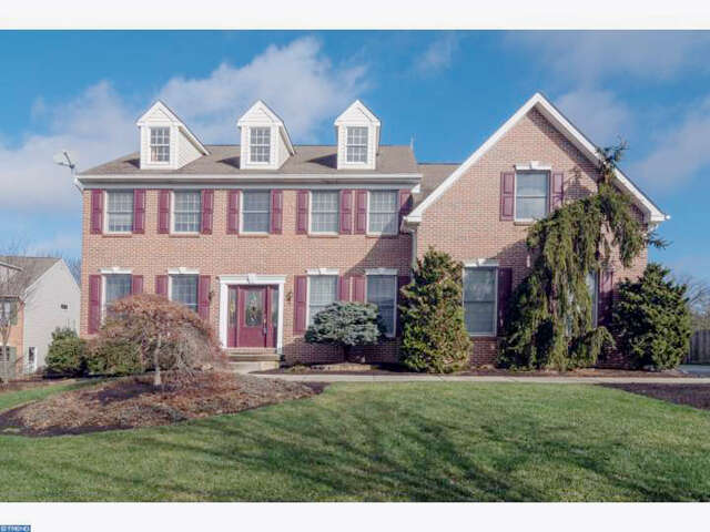 Single Family for Sale at 4965 Morgan Ct Pipersville, Pennsylvania 18947 United States