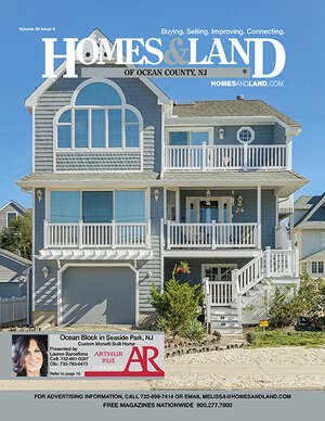 HOMES & LAND Magazine Cover. Vol. 30, Issue 04, Page 12.