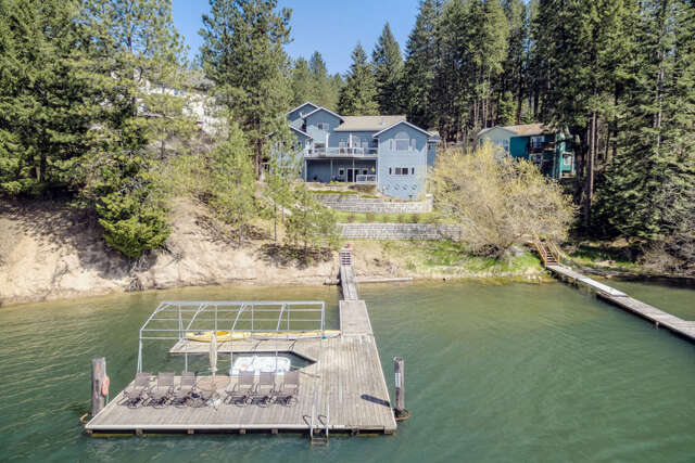 Single Family for Sale at 14903 N Rollins Beach Loop Hayden, Idaho 83835 United States