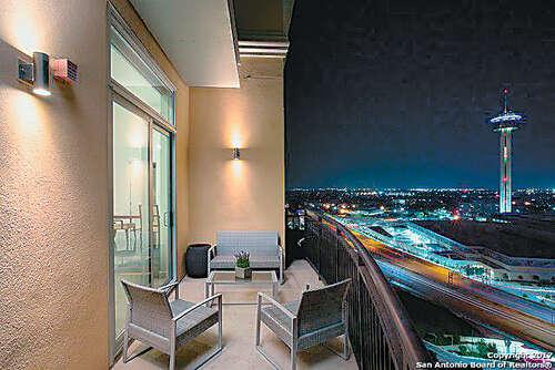 Condominium for Sale at 215 N Center #2002 San Antonio, Texas 78202 United States