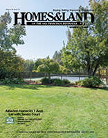 HOMES & LAND Magazine Cover. Vol. 39, Issue 13, Page 4.