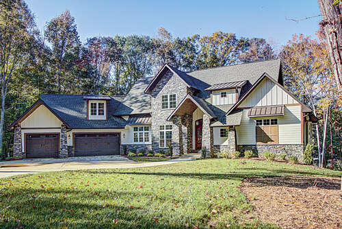 Single Family for Sale at 9821 Windy Gap Road Charlotte, North Carolina 28278 United States
